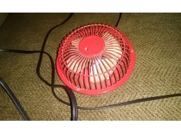 Red Mini Fan