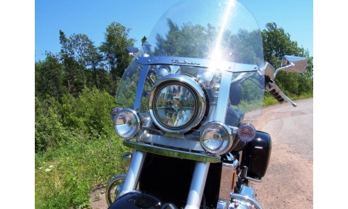 Honda Valkyrie & VTX 1800 Light Bar