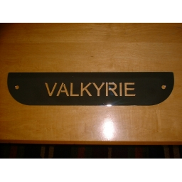 Honda Valkyrie Engine Cover