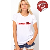 Boner Life T-shirts - Juniors - L..