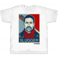 Negan t-shirts - SLUGGER - Walkin..