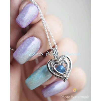 Double Love Pendant