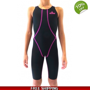 Knee length Racing Swim Suit - Energy FS