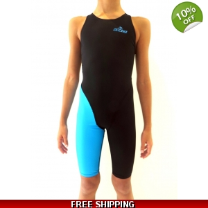 Knee length Racing Swim Suit - Energy SS