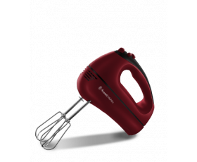russell hobbs desire hand mixer red. Black Bedroom Furniture Sets. Home Design Ideas