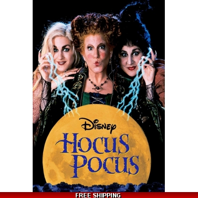 Halloween 2017: Safari Zoo Movies in the Woods - Hocus Pocus
