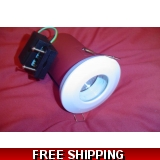 DOWNLIGHT WHITE MINI FIRESTAR ip65 rat..