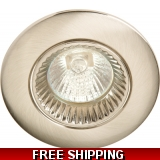 DOWNLIGHT SATIN NICKEL MR16BELOW COSTT..