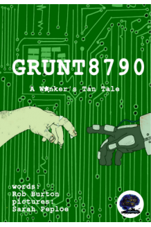 'Grunt 8790' by Rob Burton and Sarah Peploe