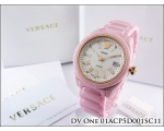 Brand New Versace Ladies DV ONE Pink Ceramic Watch