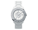 Brand New Versace Ladies DV One White & Silver W..