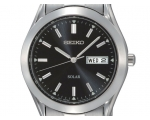 Seiko Gents Bracelet Solar Watch SNE039P1