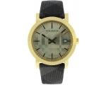 Burberry BU1874 Gold Tone Stainless Steel Ladies..