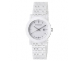 Burberry BU1870 White Ceramic Bracelet Ladies  W..