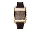 Burberry BU1566 Chronograph Dial Leather Strap R..