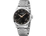 Gucci YA126420 G-Timeless Stainless Steel Men's ..