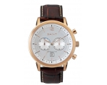 GANT W10944 Leather Strap Men's Quartz Watch