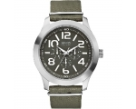 GUESS Men's W10617G1 Green Wristwatch