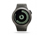 Saturn Gunmetal Watch