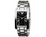 Armani AR0156 - Mens Classic Stainless Steel Des..