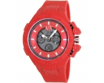 Armani Exchange Red Active Analog Digital Mens W..