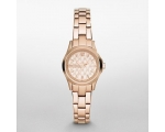 Armani Exchange Lady Hampton Rose Gold Ion-plate..