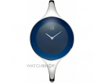 Calvin Klein K2824706 cK Ladies Blue Mirror Watch