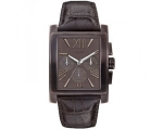 Guess W0010G3 Mainframe Leather Man's Chronograp..
