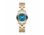 Marc by Marc Jacobs Amy Mini Blue Dial Gold-tone..
