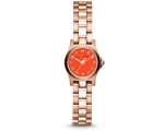 Marc by Marc Jacobs Henry Dinky Orange Dial Ladi..