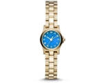 Marc by Marc Jacobs Henry Dinky Blue Dial Ladies..