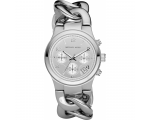 Michael Kors Chronograph Chain Bracelet Ladies W..