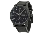 Montblanc Montblanc Timewalker Black Leather Men..