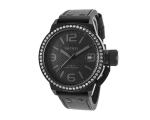 TW Steel Canteen 45mm Black Dial Black PVD Unise..