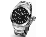 TW Steel Canteen 40mm Black Dial Stainless Steel..