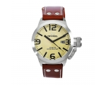 TW Steel Canteen 45 MM Ivory Dial Mens Watch TW1