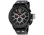 TW Steel CEO Canteen 45 MM Black Dial Chronograp..