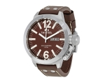 TW Steel CEO Canteen 50 MM Brown Dial Mens Watch..