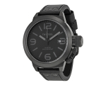 TW Steel Canteen Quartz Black PVD Mens Watch TW8..