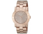 Marc by Marc Jacobs Amy Dexter Rose Gold-tone La..