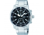 Seiko Chronograph Gents Bracelet Watch SNN223P1