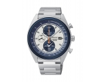 Seiko Chronograph Gents Bracelet Watch SNDF87P1