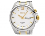 Seiko Kinetic Gents Bracelet Watch SMY161P1