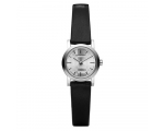 Burberry BU1761 Leather Band and Engraved Face S..