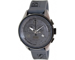 Hugo Boss 1512800 Grey Rubber Logo Strap Men's W..