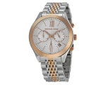 Michael Kors Brookton Two-Tone Stainless Steel W..