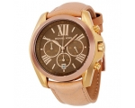 Michael Kors Jet Set Sport Chronograph Brown Dia..