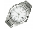 Seiko Gents Bracelet Solar Watch SNE085P1