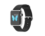 Apple Watch 38mm MJYM2B/A Steel Case Black Large..