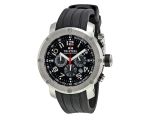 TW Steel Grandeur Tech Black Dial Chronograph Me..